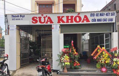 Cửa hàng Sửa Khóa Thành Đạt