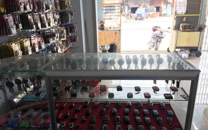 Cửa hàng Khóa
