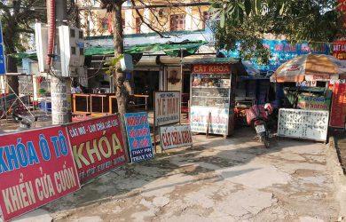 Cửa hàng Sửa Khóa Tại Nhà Tấn Tài
