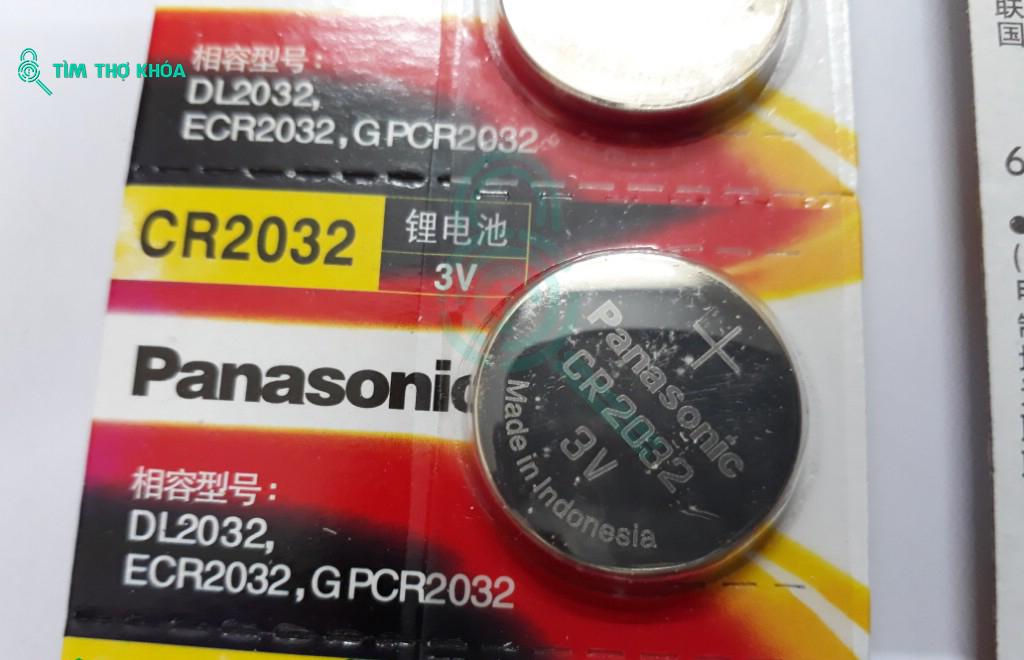 Pin Panasonic CR2032
