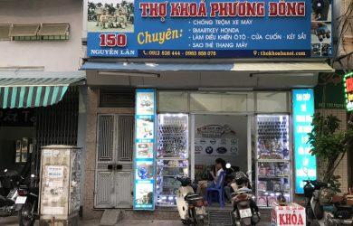 Cửa hàng Thợ khóa Phương Đông