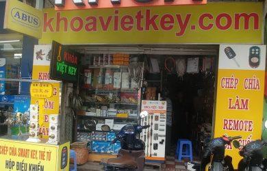 Cửa hàng Khóa Việt Key