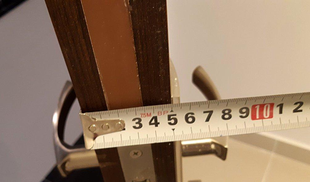 Kiểm tra độ dày cửa