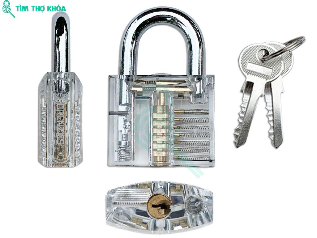 8 Cách mở ổ khóa cửa bấm móc treo siêu nhanh siêu dễ