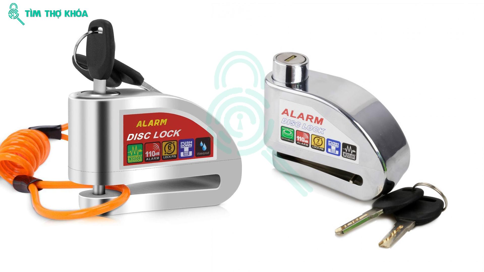 Ổ khóa đĩa xe máy có thực sự tốt? Những ổ khóa đĩa nào đang được nhiều người sử dụng?